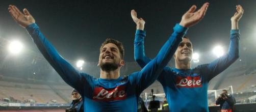 Napoli, c'è ancora speranza. Tre gol allo Shakhtar e qualificazione aperta