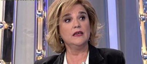 Pilar Rahola, conocida periodista.