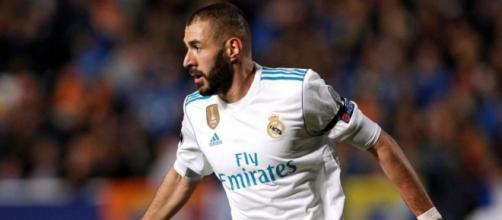 Real Madrid : Karim Benzema s'enflamme !