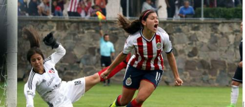 Se lleva Chivas Femenil primer Clásico. - elmundodecordoba.com