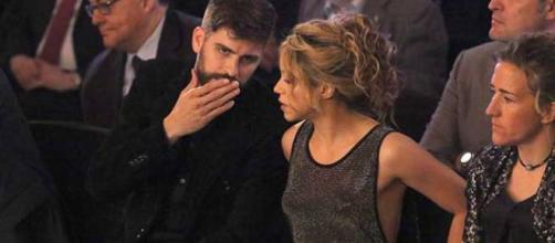 Shakira y Piqué ¿Problemas en el paraíso?