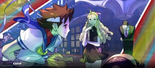 Street Fighter 5 KARIN STORY MODE 【1080p】60fps [Image Credit: PS3GamingHD/YouTube screencap]