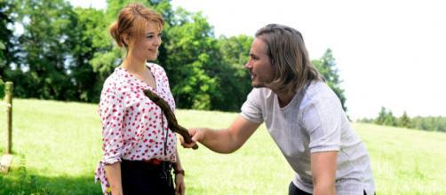 Tempesta d'amore Rebecca e william