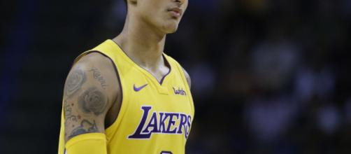 The Starting 5 | Kyle Kuzma Talks About His Motivation - fanragsports.com
