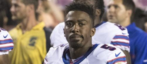 Tyrod Taylor accounted for two touchdowns against Chargers [Image Credit: Keith Allison/WikiCommons]