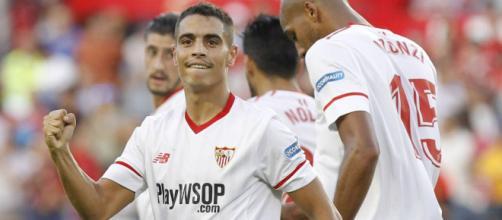 Wissam Ben Yedder et son doublé ont permis au FC Séville de revenir dans le match !