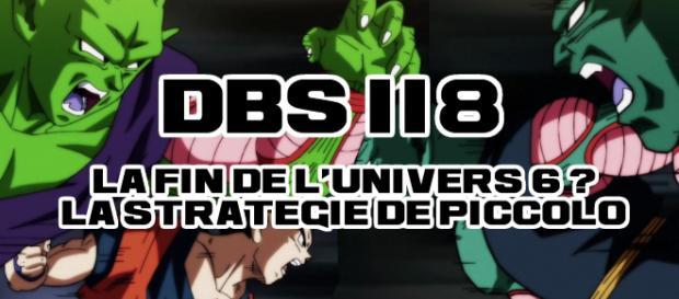 DBS 118 : La fin de l'univers 6, la stratégie de Piccolo !