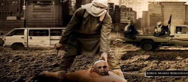 El Vaticano está amenazado para navidad por el grupo terrorista