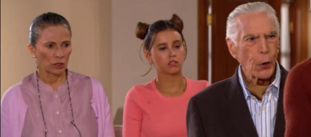 Fernando descobre a armação de Camila e se enfurece