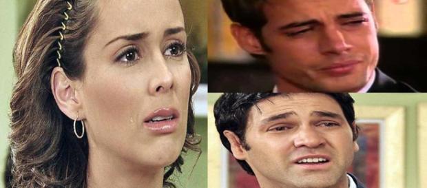 Jacky teve um romance com Levy e Lanús - Foto: Reprodução/Televisa