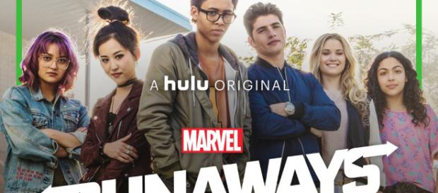 La versione live action di Runaways per la rete on Demand Hulu