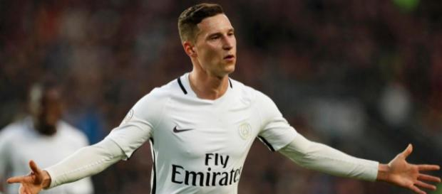 PSG tell Julian Draxler he is for sale with Premier League giants ... - thesun.co.uk