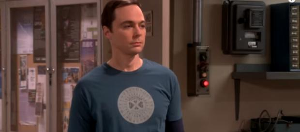 Sheldon in 'The Big Bang THeory' [Image via TV Promos YT channel]