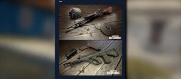 Upcoming weapons in 'PUBG' - (Image Credit: PsiSyn/YouTube screencap)