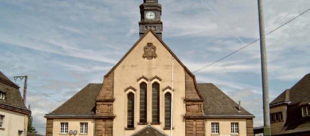 Wuppertal Vohwinkel Bahnhof (älteres Foto)