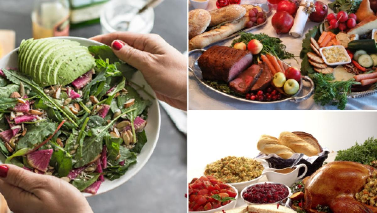 5 Ways To Eat Healthy This Holiday