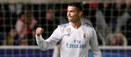 Cristiano Ronaldo llega a los 100 goles en Europa con el Real Madrid
