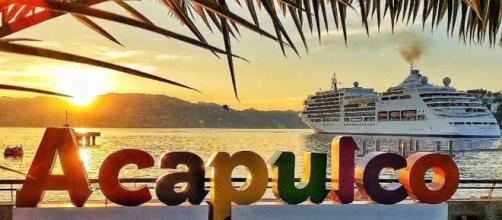 Acapulco, uno de los mejores sitios para visitar en México.