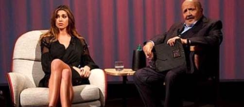 """Belen inviperita dopo l'intervista di Costanzo: """"Dichiarazioni false"""""""
