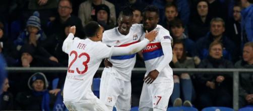 Cet Olympique Lyonnais peut-il se prendre à rêver ? (Yates / Reuters).