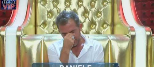 Grande Fratello Vip: Daniele Bossari a tutto tondo si confessa