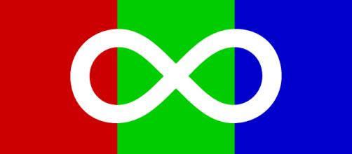 Many prefer to use the rainbow infinity symbol instead of the classic puzzle piece (Image via Wikipedia)
