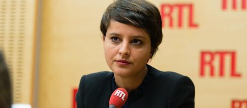 """Najat Vallaud-Belkacem : """"Je pense que François Hollande sera ... - rtl.fr"""