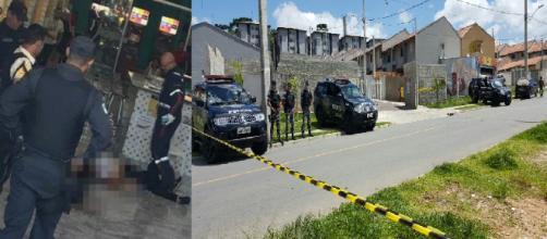 Policial reage à tentativa de assalto em sua residência