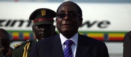 Robert Mugabe [image credit: Al Jazeera English/ Flickr]