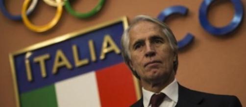 Roma 2024, Malagò: «Sostegno a tutti i livelli» - Cinque Quotidiano - cinquequotidiano.it