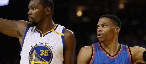 Russell Westbrook-Kevin Durant feud is alive and well - Business ... - businessinsider.com