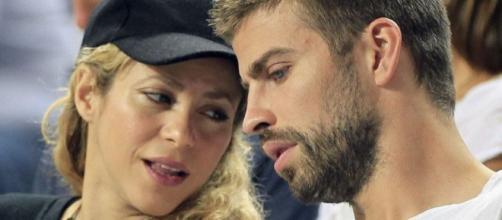 Shakira e Piqué estariam passando por dificuldades