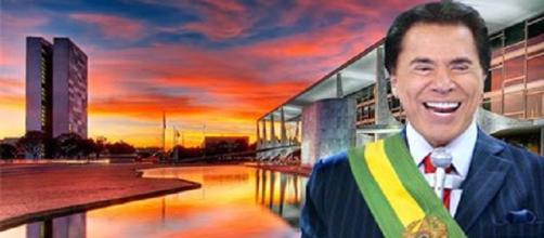 Silvio Santos teve sua candidatura impugnada