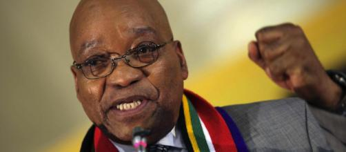 Zuma must go - that's what the people want. Image | Afrika Reporter - afrikareporter.com