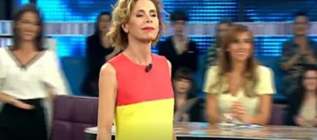 Ágatha Ruiz de la Prada en Espejo Público
