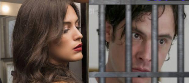 Clara coloca Gael na prisão e ele será surrado e piará fino