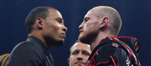 George Groves vs. Chris Eubank Jr. set for February 17th in ... - badlefthook.com