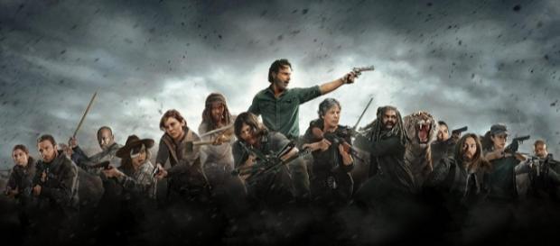 The Walking Dead saison 8 : Les intrigues des épisodes 4 à 8 déjà ... - melty.fr