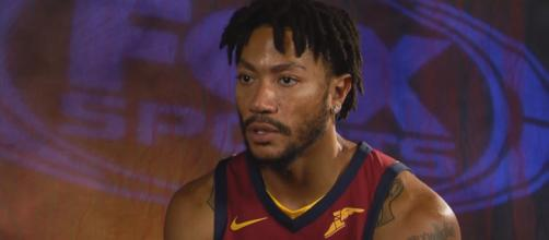 Cavaliers point guard Derrick Rose might be leaving the game for good. -- [FOX Sports Ohio via YouTube]