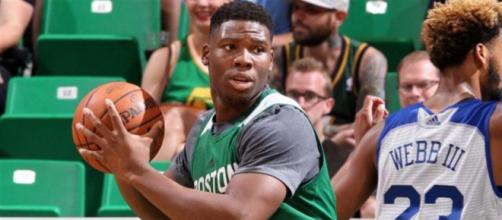 Celtics draft pick Guerschon Yabusele arrives in Boston - 247sports.com