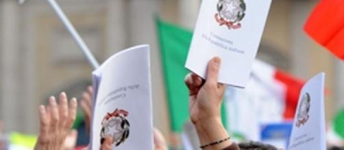 Disegno di legge per l'introduzione dell'insegnamento curricolare di Cittadinanza e Costituzione
