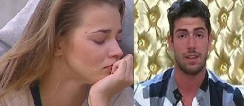 Grande Fratello Vip, Ignazio Moser fa piangere Ivana.