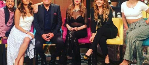 """""""Hoy"""", programa matutino de Televisa"""