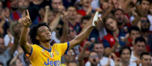 Juventus, Cuadrado ko. Allegri cambierà l'attacco contro il Crotone