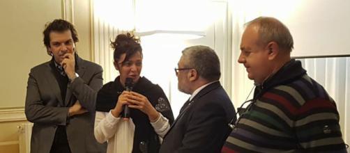 La senatrice Emanuela Munerato del gruppo Misto (Fare!)