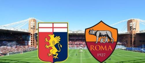 Le informazioni per vedere in diretta streaming e tv Genoa-Roma