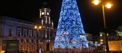 Luces de Navidad Madrid fechas y horarios 2017-2018 - planesconhijos.com