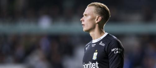 Pontus Dahlberg, portiere classe 1999 del Goteborg, è uno dei primi nomi nella lista di Cristiano Giuntoli - sportbloggare.com