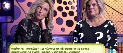 Vota: ¿Quieres que Lydia Lozano y Terelu se queden como ... - telecinco.es