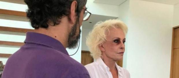 Ana Maria alerta sobre agressão